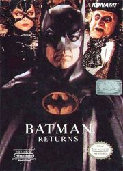 Batman Returns (NES, 1993)