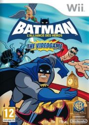 Batman: The Brave and the Bold | Box Art / Media (France)