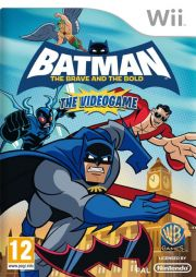 Batman: The Brave and the Bold (WII, 2010)