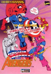 Captain America and The Avengers (ARC, 1991)