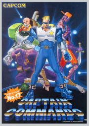 Captain Commando (ARC, 1991)