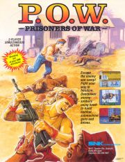 Datsugoku: Prisoners of War (ARC, 1988)