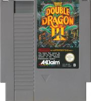 Double Dragon III: The Rosetta Stone | Box Art / Media (Europe)