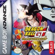 Dragon Ball GT: Transformation (GBA, 2005)