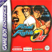 Final Fight One (GBA, 2001)