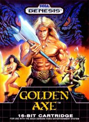 Golden Axe | Box Art / Media (USA)