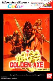 Golden Axe (WSC, 2002)
