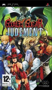 Guilty Gear Judgment (PSP, 2006)