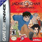 Jackie Chan Adventures: Legend of the Dark Hand (GBA, 2001)