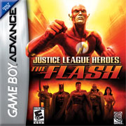Justice League Heroes: The Flash (GBA, 2006)