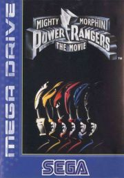 Mighty Morphin Power Rangers - The Movie (MD, 1995)