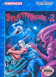 Splatterhouse: Part 2 (MD, 1992)