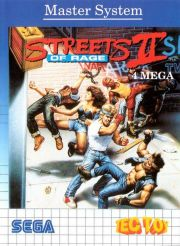 Streets of Rage II (MS, 1993)