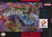 Teenage Mutant Ninja Turtles: Turtles in Time (SNES, 1992)