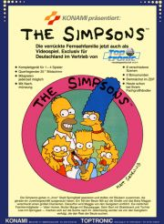 The Simpsons (ARC, 1991)