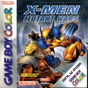 front image for X-Men: Mutant Wars (Germany Version)