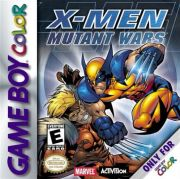 front image for X-Men: Mutant Wars (USA Version)